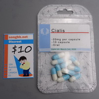 Cialis 20mg x 10 Capsules $10