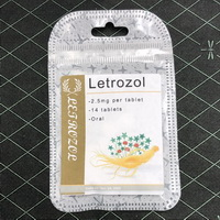 Letrozole tablets 2.5mg x 14 tablets $24